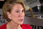 Fiorina: Trump 'Clearly Has a Problem With...