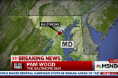 Baltimore Fox TV station evacuated