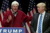 The brand fit of Bobby Knight and Trump