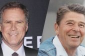 Ferrell pulls out of Reagan comedy