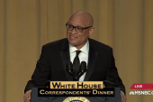 Wilmore skewers D.C. at Correspondents'...