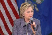 Clinton vows to fight gun violence 'every...