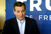 Cruz: Trump will 'cry and whine' over...