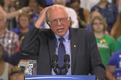 Sanders on hair, political revolution in WV