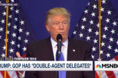 Trump: GOP has 'double-agent delegates'