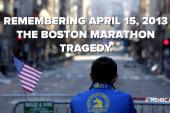 Remembering the Boston Marathon tragedy
