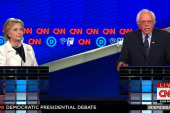 Clinton: Sanders attacking Obama over...