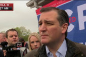 Ted Cruz vows to remain in the campaign