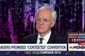 Sanders: 'Contested contest' at Dem...