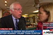 Sanders to delegates: Listen to the people