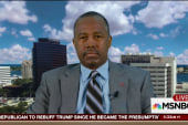 Carson gives preview of Trump's VP short list