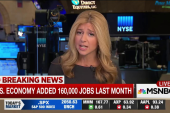 Jobs report: Unemployment rate unchanged...