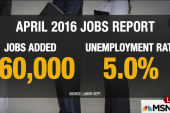 Secy. Tom Perez calls jobs report 'solid'