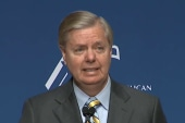 Sen. Graham won't support Trump or attend...