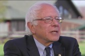 Sanders: Trump already hurting US world image