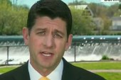 Ryan: 'Not ready' to support Trump