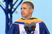 Pres. Obama to grads: Be confident in your...