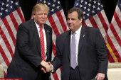 Christie to head Trump's WH leadership team