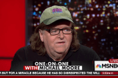 Michael Moore on this crazy election