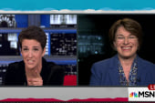 Klobuchar sees threat to US in Trump campaign