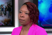 Michael Brown's mother speaks out