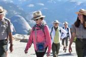 Bush Family encourages national park time