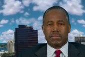 Carson: 'Trump is not a politician'