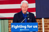 Will Hillary Clinton rely on Bill's...