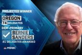 NBC: Sanders wins Oregon primary