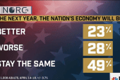 Americans have mixed views on economy: poll