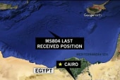 EgyptAir flight from Paris to Cairo vanishes