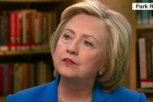 Clinton: Trump 'Not Qualified'