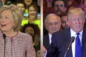 The week in 2016: Debating Clinton, Trump...