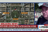 Witness describes White House shooting