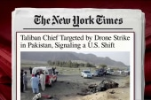 Top Taliban leader killed in US drone strike