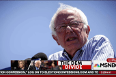 A new focus for Bernie Sanders