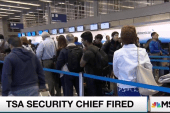 TSA chief removed after failures, controversy