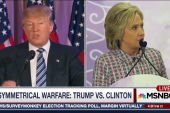 Trump Reignites Clinton Conspiracy Theories