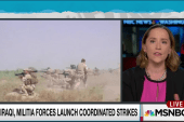 US coalition poised for major attacks on ISIS