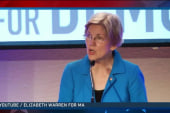 Elizabeth Warren blasts Donald Trump