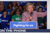 Clinton on Emails: 'I Know People Have...