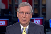 McConnell: I have no trouble supporting Trump