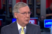 McConnell says Merrick Garland is no moderate