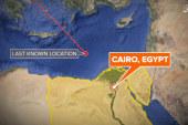 Timeline of EgyptAir Flight MS804