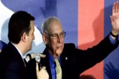 Trump, Cruz vie in Hoosier State