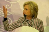 Clinton: Trump's view on guns is dangerous