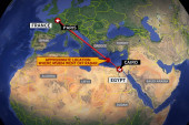 Search underway for missing EgyptAir flight
