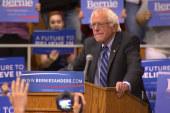 Sanders Celebrates West Virginia Win