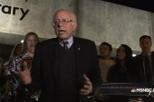 Sanders to Clinton: I Got Some Bad News...