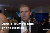 Eric Trump: Personal lives are fair game